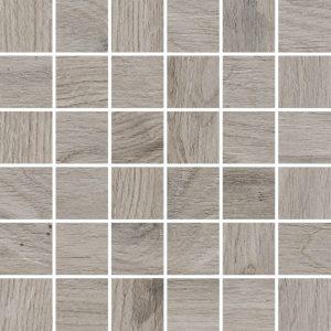Mozaika acero bianco 30x30cm