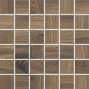 Mozaika acero marrone 30x30cm